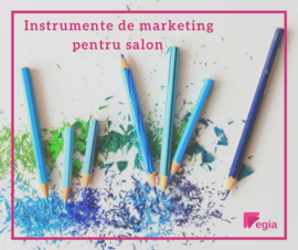 Instrumente de marketing pentru salon