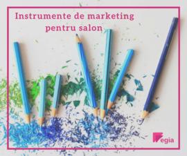 Instrumente de marketing pentru salon