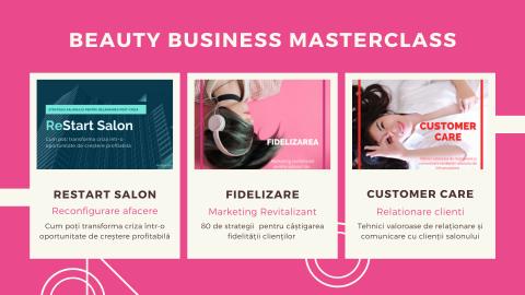 Beauty Business Masterclass